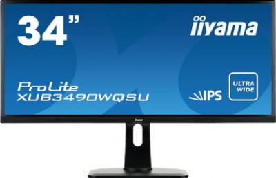 Iiyama ProLite XUB3490WQSU