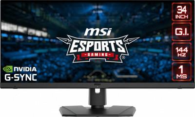 MSI Optix MPG341QR