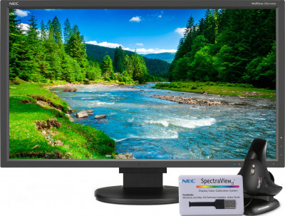 NEC MultiSync EA275WMi-BK-SV