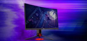 ASUS Presents the ROG Strix XG27WQ 1440p Curved Gaming Monitor with 165Hz Refresh Rate, AMD FreeSync and NVIDIA G-Sync Support