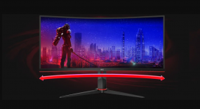AOC CU34G2X 34-inch 1440p 144hz QHD UltraWide Curved Gaming Monitor Goes Live for Purchase
