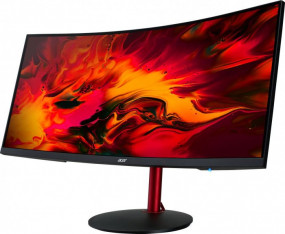 Acer Nitro XZ342CK UltraWide 1440p 144hz 1ms FreeSync curved gaming monitor is now priced at $450